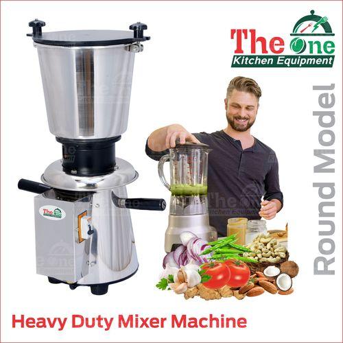 Heavy Duty Mixer (Round)