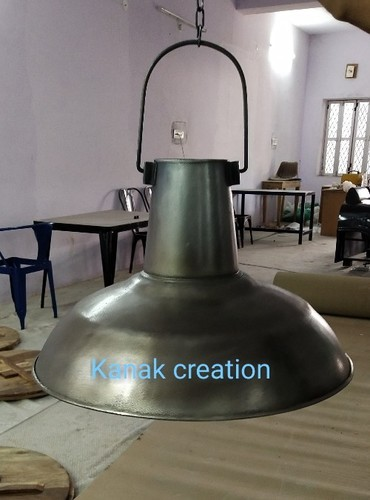 Industrial lamps Grey Pendant Light