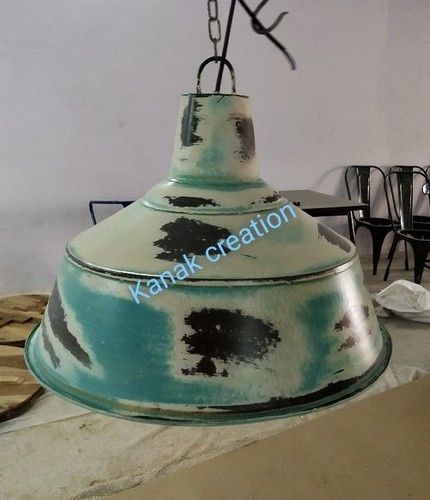 Enamel Pendant Lighting Industrial Lamps