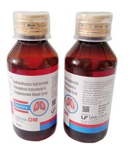 Dextromethorphen 10mg, Cpm 2mg, Phenylephirne 5mg  Syrup