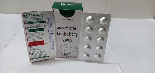 Levocetirizine 5mg Tablet