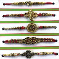 Antique Rakhi