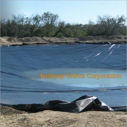Pond Liner - KASHYAP UNITEX CORPORATION, Shed No  9