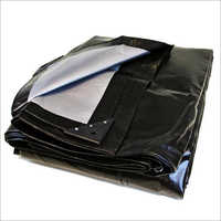 Black and Sliver LDPE Sheet