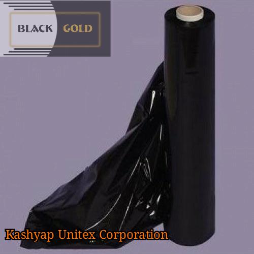 Low Density Polyethylene Black Tarpaulin