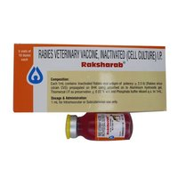 RAKSHARAB 10ML-rabbies vaccine