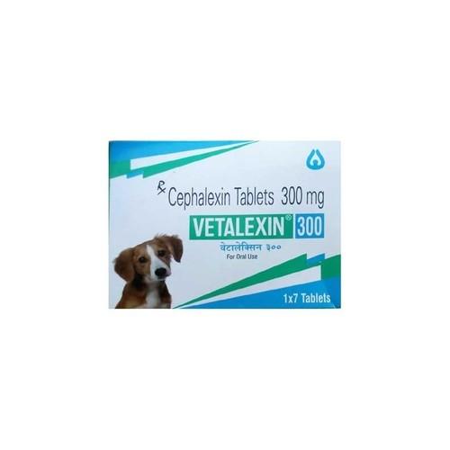 Vetalexin 300mg Tabs Cephalexin