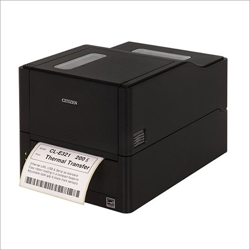 Desktop Barcode Printer Citizen Cl-E321