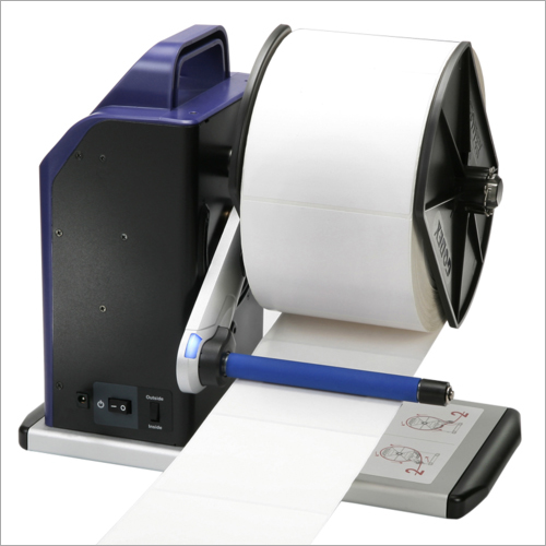 Automatic Label Rewinder