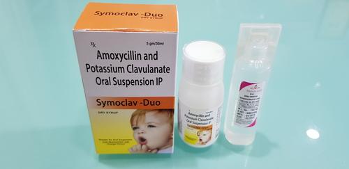 Schwitz Biotech Amoxicillin and Potassium Clavulanate Oral Suspension