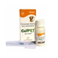 CEFPET DRY SYRUP 30ML