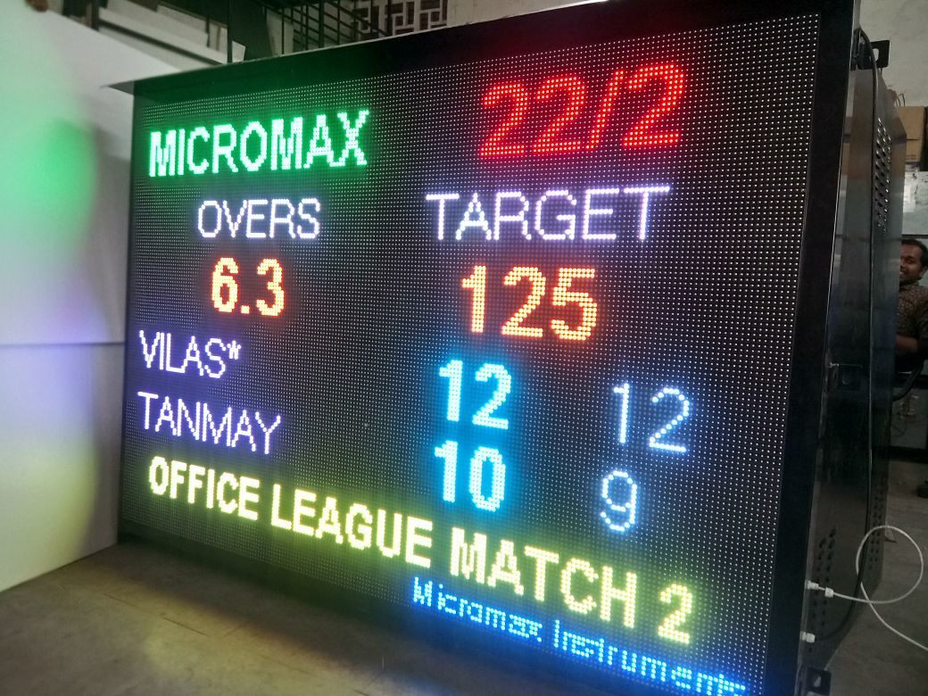 Led Electronic Scoreboards