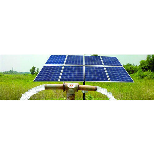 Single Phase Solar Water Pump
