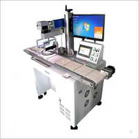 CCD Intelligent Visual Positioning Laser Marking Machine