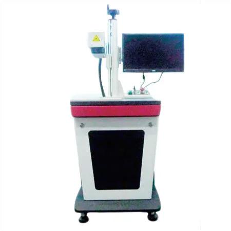 Electric Fiber Laser Marking Machine