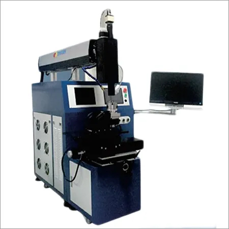 High Power Four Axis Linkage Welding Machine