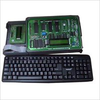 8085 Microprocessor Trainer with LCD Display