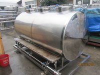 15kw Stainless Steel Water Storage Tank For Liquid Water Production Line