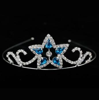 Bridal crowns HB-125