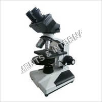 Trinocular Research Microscope