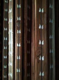 Wooden Taper Corner