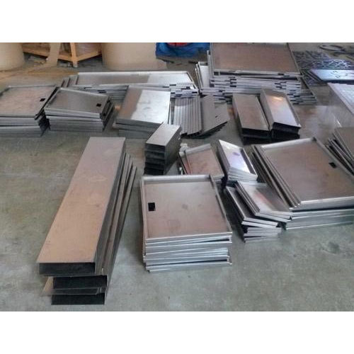 Sheet metal Shearing & Bending Services
