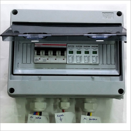 Solar Surge Protection Box