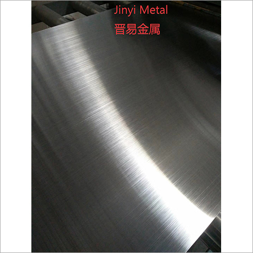 Hairline Finish Steel Sheet