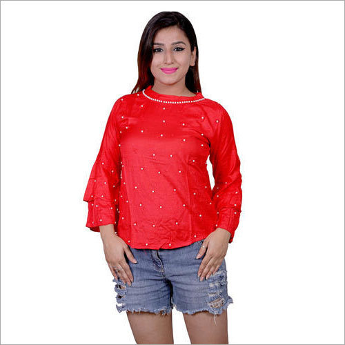 Ladies Casual Top