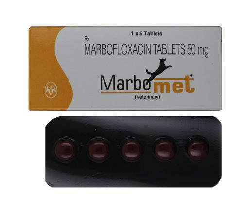 MARBOMET TABLET 50MG-MARBOFLOXACIN