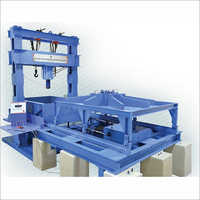 Large Pull Out Test Apparatus