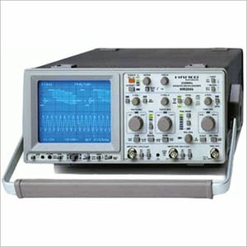 Cathode Ray Oscilloscope