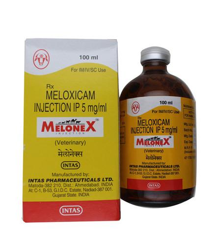 MELONEX INJ. 100ML-MELOXICAM 5MG+BENZYLE ALCHOHOL