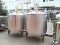Square Stainless Steel Tank High Shear Emulsifying