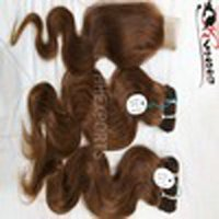Peruvian Cuticle Aligned Virgin Human Hair Weave Bundles