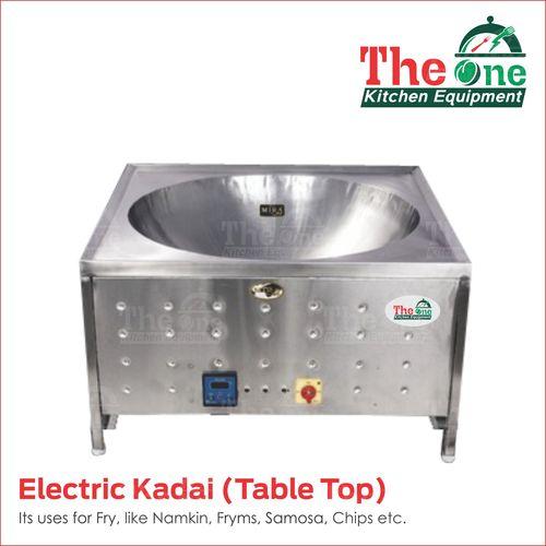 ELECTRIC  KADAI ( TABLR TOP)