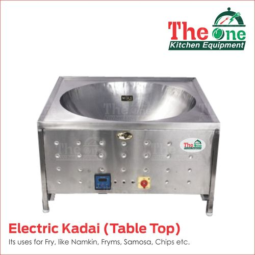 ELECTRIC  KADAI ( TABLR TOP)