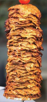 Vegetarian Shawarma