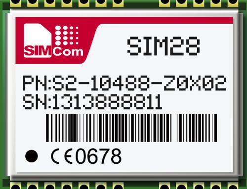 Simcom GSM - GPRS Module