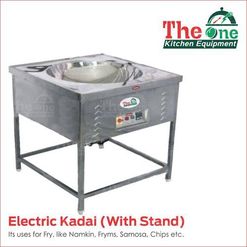 ELECTRIC KADAI (STAND)