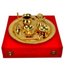 Brass Pooja Articles