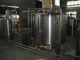 High Speed Stainless Steel Tank SS Water Storage Tank Tempreture Control