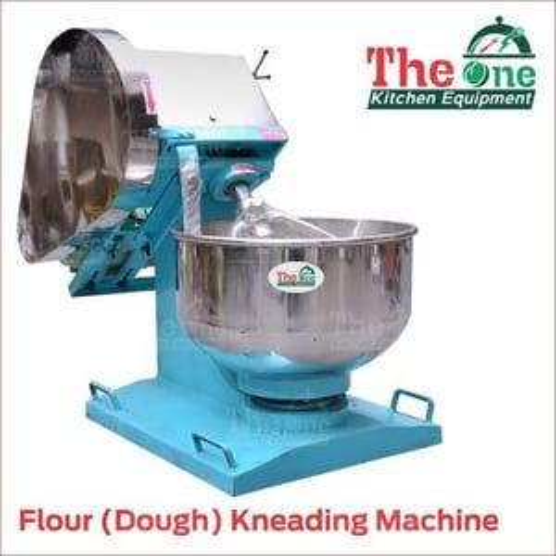 FLOUR MIXING MACHINE & FLOUR KNEADING MACHINE
