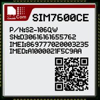 SIM7600CE-L  MODULE
