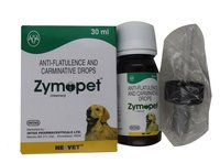 ZYMOPET DROP 30ML-ALPHA AMYLASE 50MG+PAPAIN 6.0M