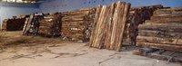 Ecuador Teak Logs
