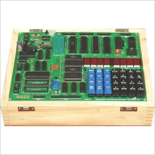 Microprocessor Trainer Kit - LED Display (PTPL- 8085 LED)
