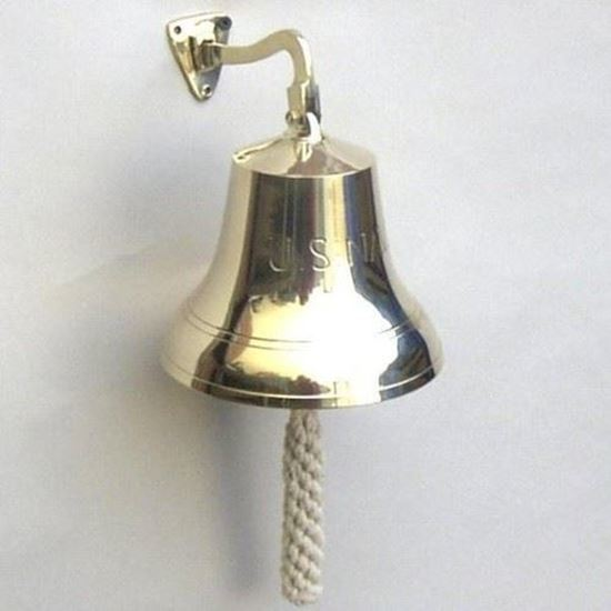 Ship Bell Large US Navy