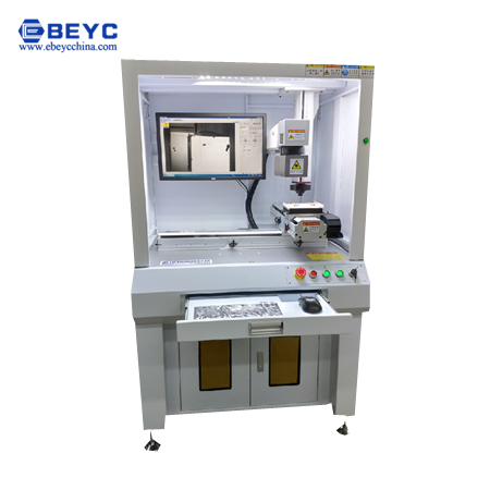 CCD Visual Position Laser Marking Machine