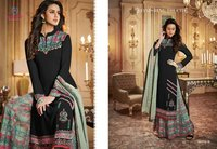 Georgette printed salwar suits